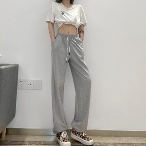 Athletic High Waist Sport Pants 2 - My Sweet Outfit - EGirl Outfits - Soft Girl Clothes
