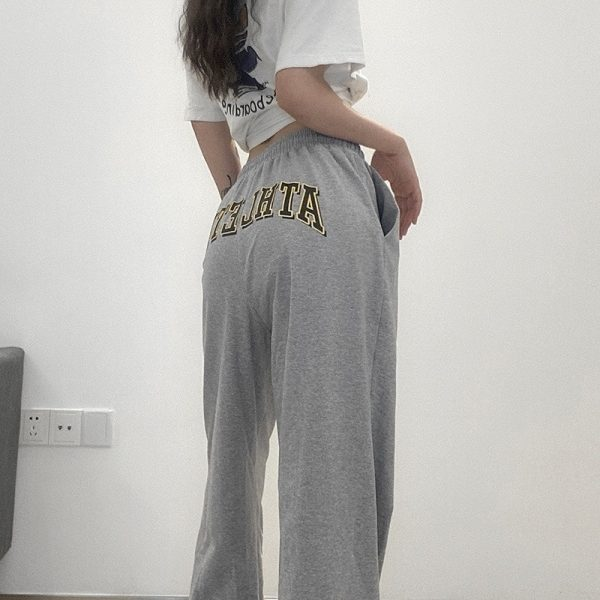 Athletic High Waist Sport Pants 3 - My Sweet Outfit - EGirl Outfits - Soft Girl Clothes