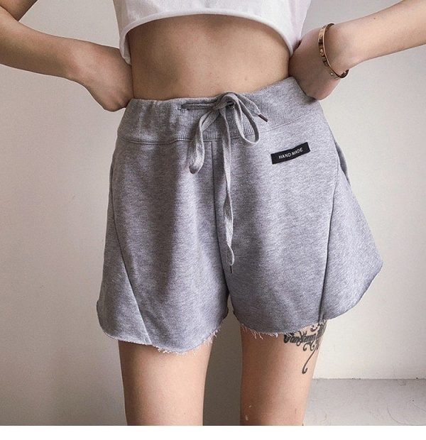 High Waist Home Shorts 1 - My Sweet Outfit - EGirl Outfits - Soft Girl Clothes