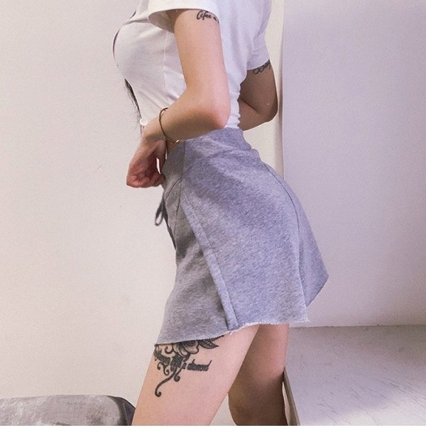 High Waist Home Shorts 4 - My Sweet Outfit - EGirl Outfits - Soft Girl Clothes