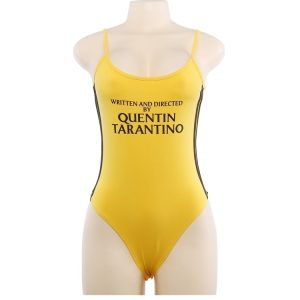 Written and Directed by Quentin Tarantino Bodysuit 2 - My Sweet Outfit - EGirl Outfits - Sot Girl Clothes