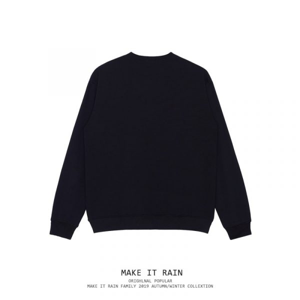 EGirl Long Sleeved Pullover Round Neck Sweater 3 - My Sweet Outfit - EGirl Outfits - Soft Girl Clothes Aesthetic - Grunge Fashion Grime Hip Emo Rap Trap