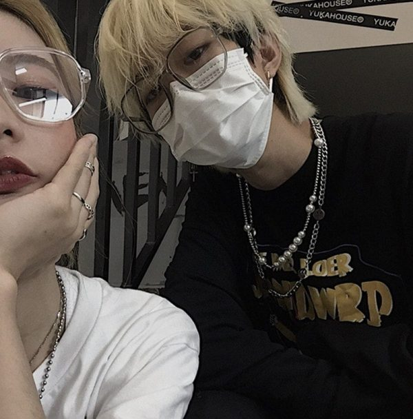 Gray Big Nerd Style Glasses 3 - My Sweet Outfit - EGirl Outfits - Soft Girl Clothes Aesthetic - Grunge Fashion Grime Hip Emo Rap Trap