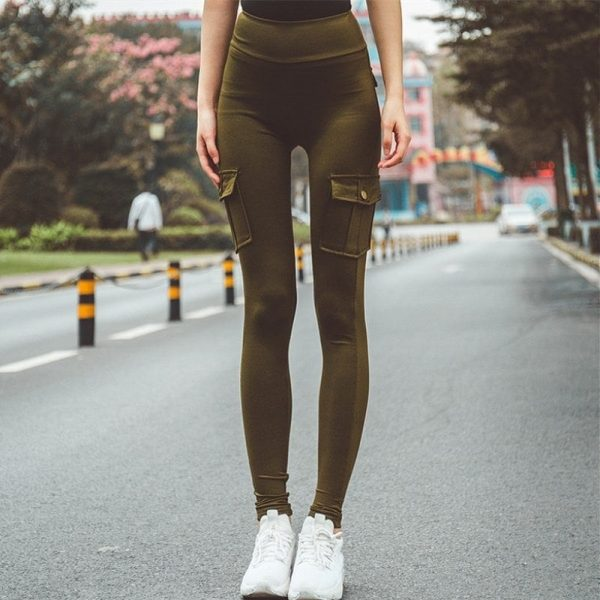 Running Fitness Tight Sport Leggings 1 - My Sweet Outfit - EGirl Outfits - Soft Girl Clothes Aesthetic