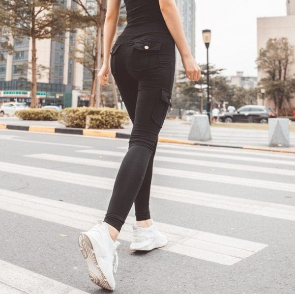 Running Fitness Tight Sport Leggings 2 - My Sweet Outfit - EGirl Outfits - Soft Girl Clothes Aesthetic