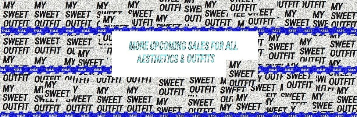 My Sweet Outfit Banner