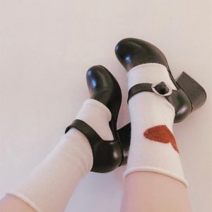 Teen Craft Platform Cinderella Shoes 3 - My Sweet Outfit - eGirl - SoftGirl Clothes Aesthetic - Goth - Grunge - Vintage - Indie Clothing - Cottagecore - Y2k - Harajuku style - Softie